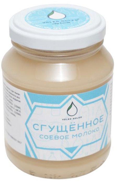 VolkoMolko Сгущенное соевое молоко, 250 г союзконсервмолоко густияр молоко сгущенное с кофе 380 г