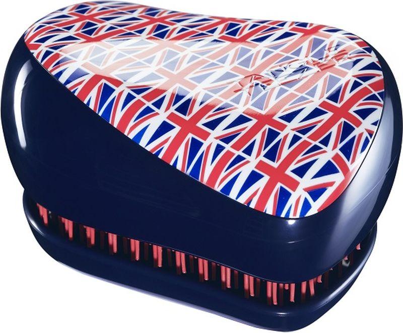Tangle Teezer Расческа Compact Styler Cool Britannia