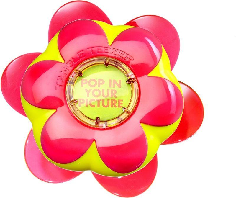 Tangle Teezer Расческа для волос Magic Flowerpot. Princess PinkFP-PR-011212Tangle Teezer Magic Flowerpot – детская модель, созданная для бережного распутывания волос. Больше никаких слёз!Компактная расчёска с горшочком для хранения аксессуаров: резиночек, заколок и девичьих секретиков. Мягкая инежная расчёска бережно расчесывает волосы без боли. Модель Princess Pink выполнена в ярко-малиновом цвете ибудет радовать маленькую принцессу каждый день! Расчёска изготовлена из экологически чистого материала ибезопасна для детской кожи. Подходит для использования с 3-х лет.Товар сертифицирован.