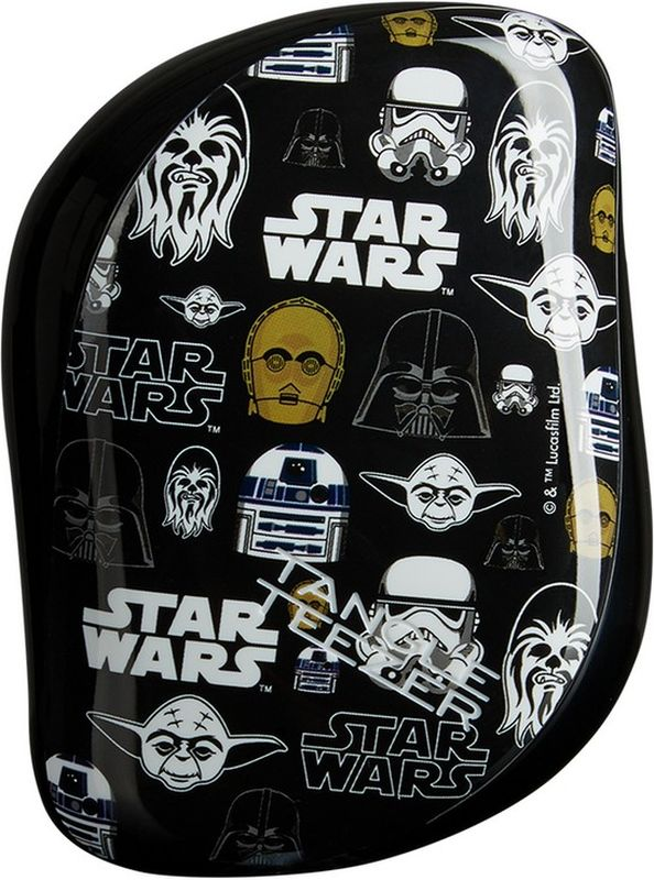 Tangle Teezer Расческа  Compact Styler Star Wars Iconic расческа tangle teezer compact styler hello kitty pink 1 шт