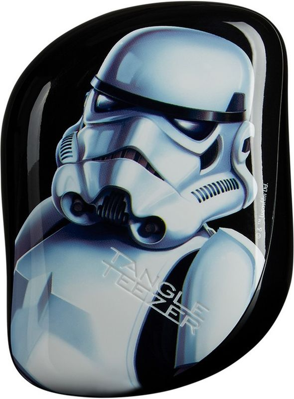 Tangle Teezer Расческа  Compact Styler Star Wars Stormtrooper расческа tangle teezer compact styler hello kitty pink 1 шт