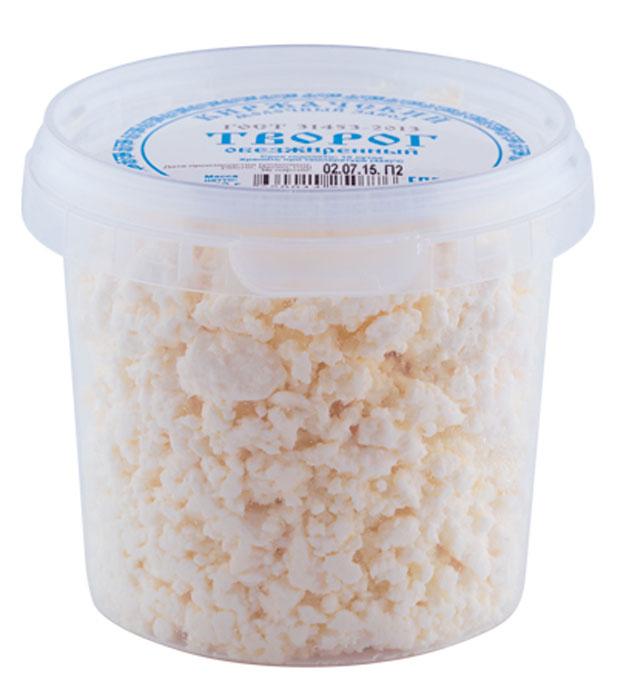 Киржачский МЗ Творог обезжиренный ГОСТ, 250 г киржачский мз йогурт клубника земляника слоеный 130 г
