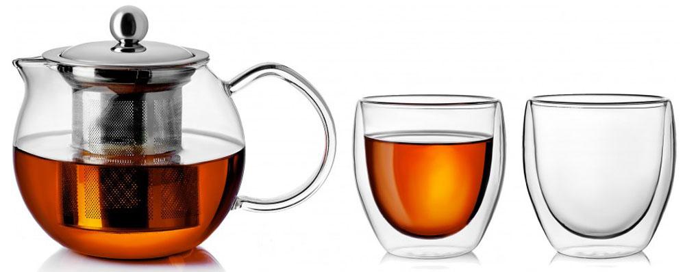 Набор чайный Walmer Five oclock, 3 предметаW23125100