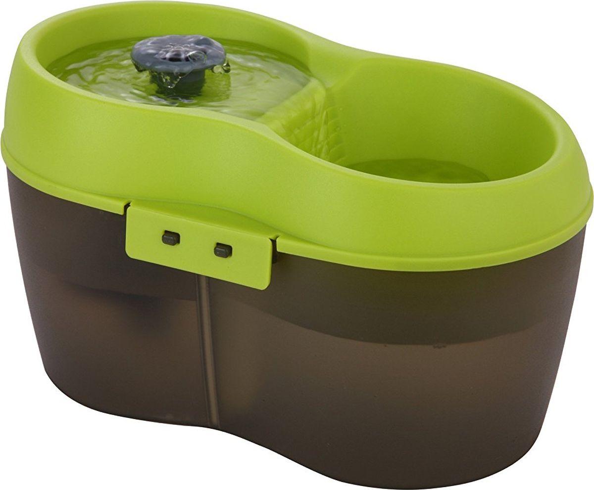 Поилка для животных Feed-Ex  CatH2O , автоматическая, для кошек и собак мелких пород, 2 л - Аксессуары для кормления
