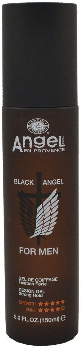 Angel Men Гель для укладки, 150 млMAN-06Гель для стайлинга был специально разработан для создания желаемых образов, текстур и форм, и придания волосам гладкости и блеска. Его формула эффективно противостоит даже повышенной влажности.
