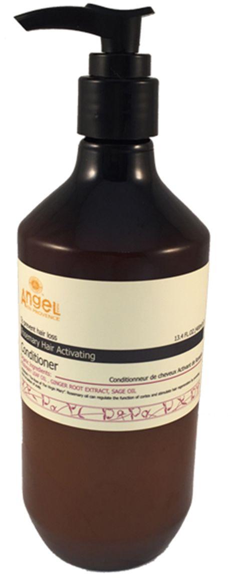 Angel Provence Кондиционер активизирующий Розмарин, 400 млPL-05-3Содержит экстракт розмарина и улучшает микроциркуляцию в коже головы и проникающую способность волосяных фолликулов, повышает их активность. Восстанавливает клетки волос и снабжает их необходимыми протеинами, глубоко питает корни. Подходит для профилактики выпадения волос. Восстанавливает поврежденные волосы, делая их сильными, яркими, здоровыми.