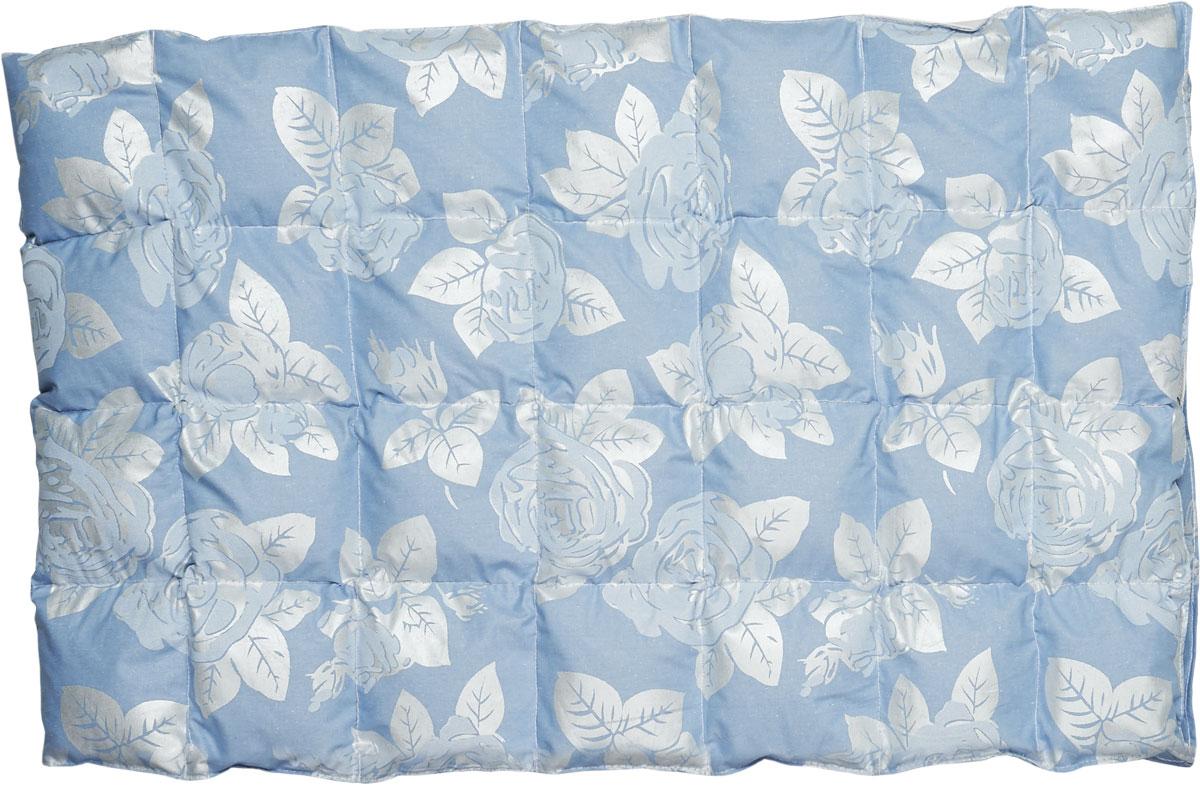 Bio-Textiles Подушка детская Массажная, наполнитель: лузга гречихи, цвет: голубой, 40 х 60 см. M117M117
