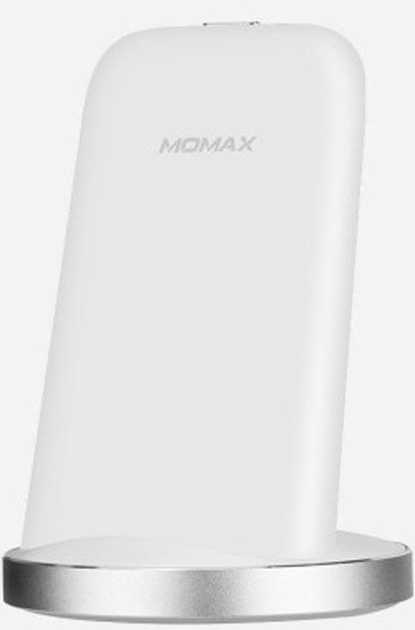 Momax Q.Dock 2 Wireless Charger, White беспроводное зарядное устройство bradex su 0053 white беспроводное зарядное устройство
