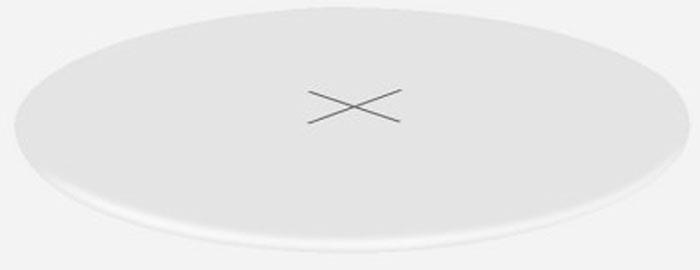 Momax Q.Pad X Ultra Slim Wireless Charger, White беспроводное зарядное устройство bradex su 0053 white беспроводное зарядное устройство