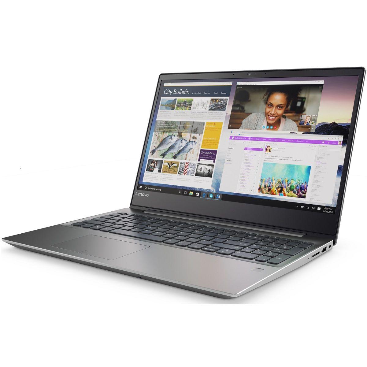 Lenovo IdeaPad 720-15IKB, Grey (81AG000CRK)