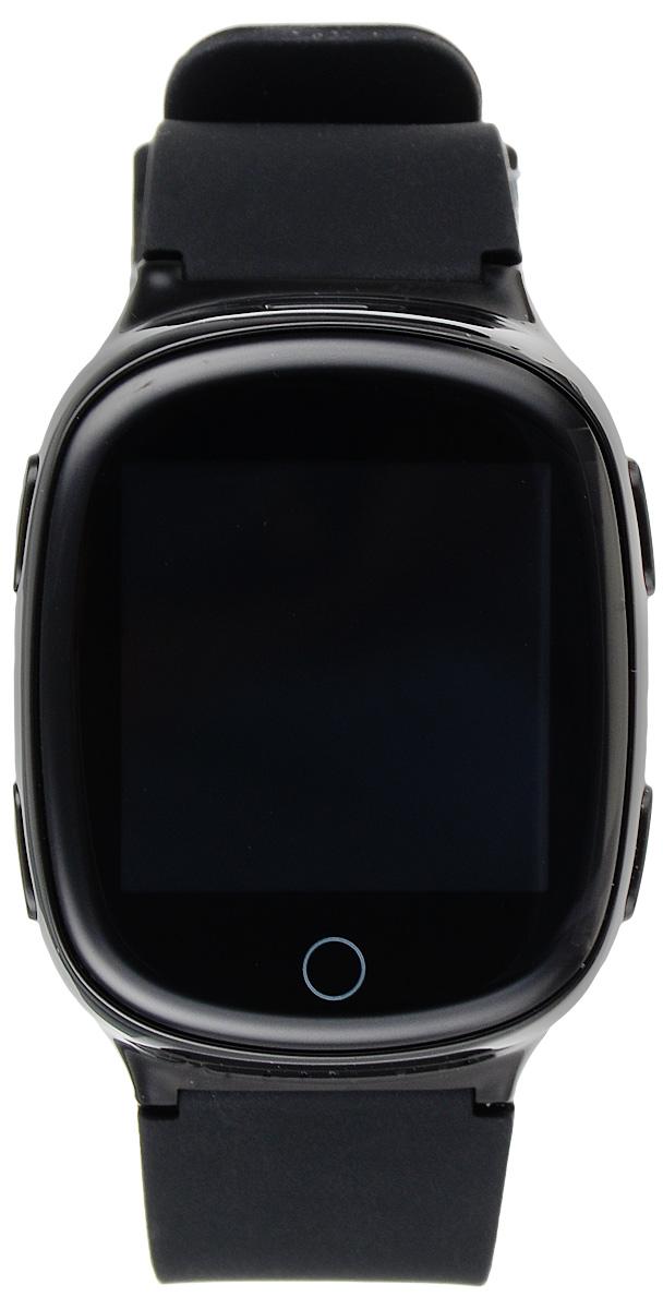 TipTop 700s ВЗР, Black детские часы-телефон529Умные часы-телефон TipTop 700s ВЗР с GPS-трекером созданы специально для тех, кто вам дорог. Универсальный стильных дизайн часов понравится и как подросткам, и так и пожилым людям. С ними вы всегда будете знать, где находится близкий вам человек и что с ним происходит. Управление часами происходит полностью через мобильное приложение, которое можно бесплатно скачать на AppStore или PlayMarket. Основные функции: С помощью мобильного приложения на карте в режиме онлайн видно, где находится близкий вам человек. В часы вставляется SIM-карта (с задней стороны часов, где указан REG code). Вы всегда можете позвонить на часы, также носитель часов может совершать вызовы на важные номера (до 10 номеров).Вы можете слушать, что происходит рядом с теми, кто вам особенно дорог.На часах есть кнопка SOS - в случае опасности необходимо нажать на эту кнопку и часы автоматически дозваниваются близким - кто быстрее ответит. Также высылают сообщения с координатами владельца часов. На мобильный телефон приходят уведомления, если часы разряжаются, выход из установленной гео-зоны (электронного забора). Фитнес-трекер - шагомер, пройденное расстояние, качество сна, потраченное количество калорий. Будильник, установка даты и времени, а также другие полезные для носителя функции. Особенные функции данной модели – сенсорный дисплей, датчик мониторинга сердечного ритма, датчик падения, вибро режим! Датчик снятия с руки отсутствует. TipTop 700s ВЗР могут применяться также для сотрудников/курьеров, месторасположение которых вам необходимо знать, или работа которых предполагает большую степень риска. Умные часы-телефон TipTop с GPS стоят на защите жизни и здоровья ваших близких.
