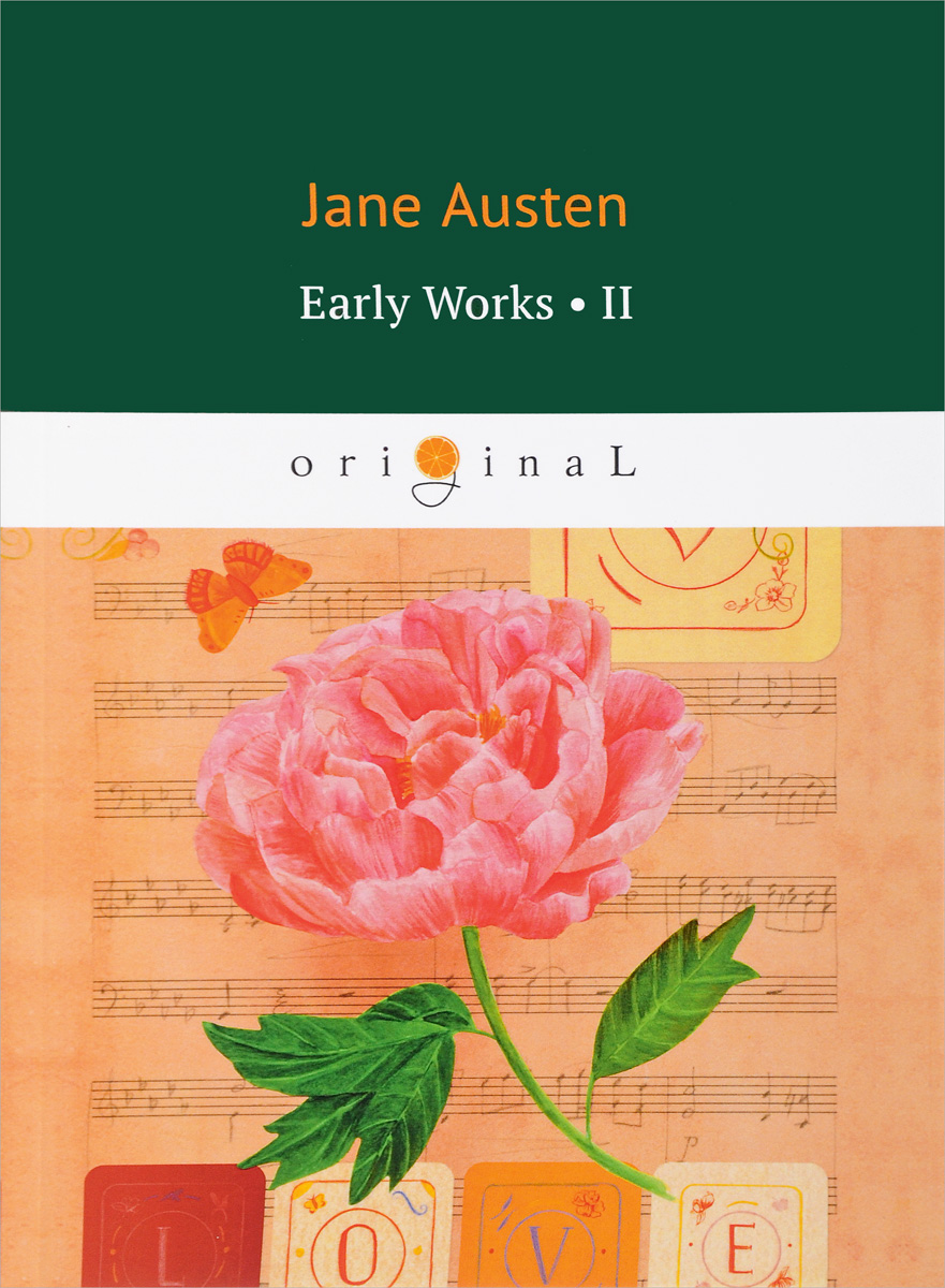 Jane Austen Early Works II