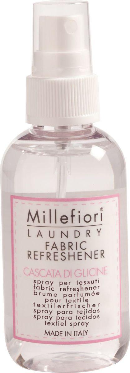 Аромат для тканей Millefiori Milano Шепот водопада / Cascata Di Glicine, 75 мл парфюмированная вода montale orange flowers 20 мл