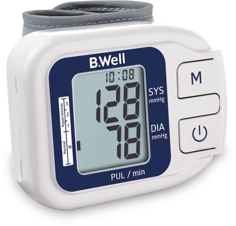 B.Well Swiss Прибор для измерения давления и пульса А-27 цена