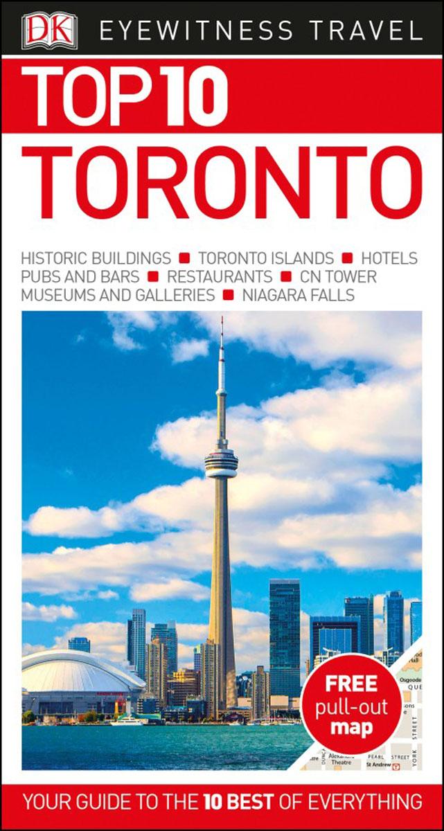 Фото Top 10 Toronto dk eyewitness top 10 travel guide scotland