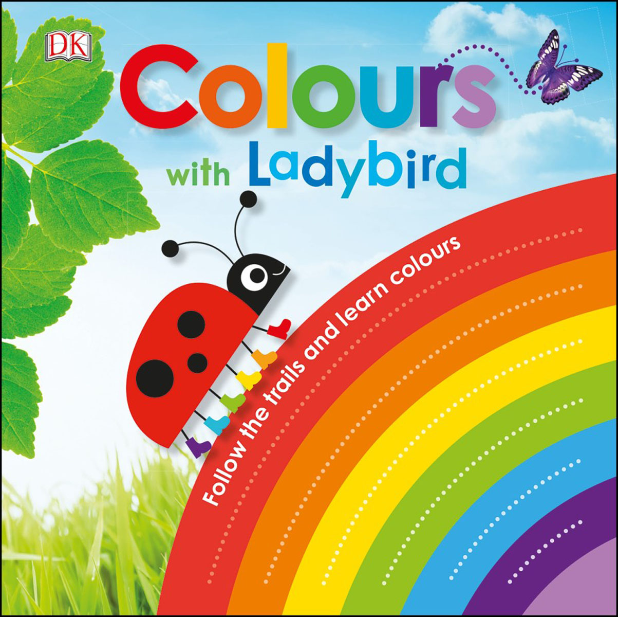 Colours with a Ladybird kingfisher readers animal colours level 1 beginning to read