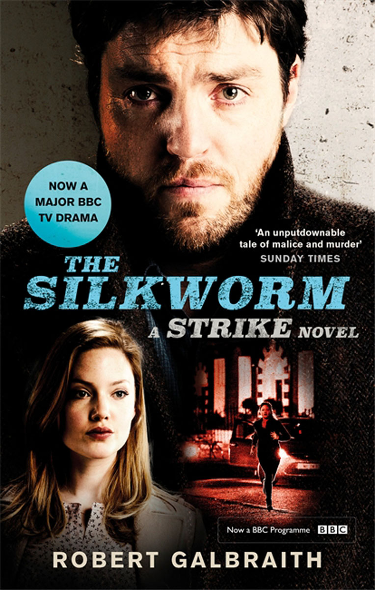 Silkworm TV tie-in manuscript found in accra