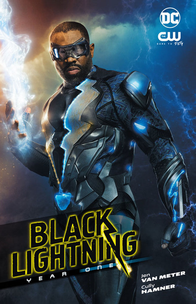 Black Lightning: Year One (New Edition) blake pierce before he sees