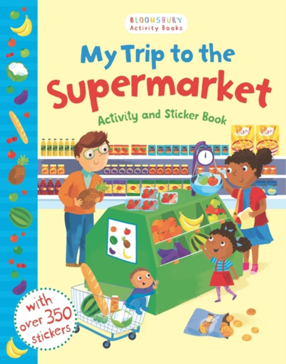 все цены на My Trip to the Supermarket Activity and Sticker Book