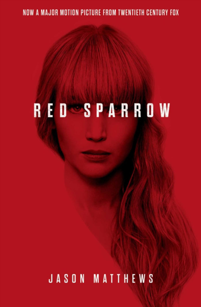 Red Sparrow the shred of betrayal