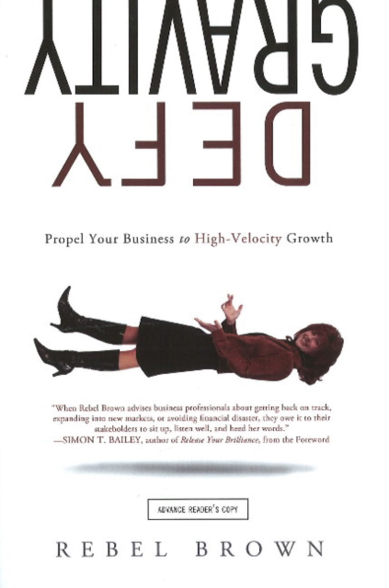 Defy Gravity: Propel Your Business to High Velocity Growth