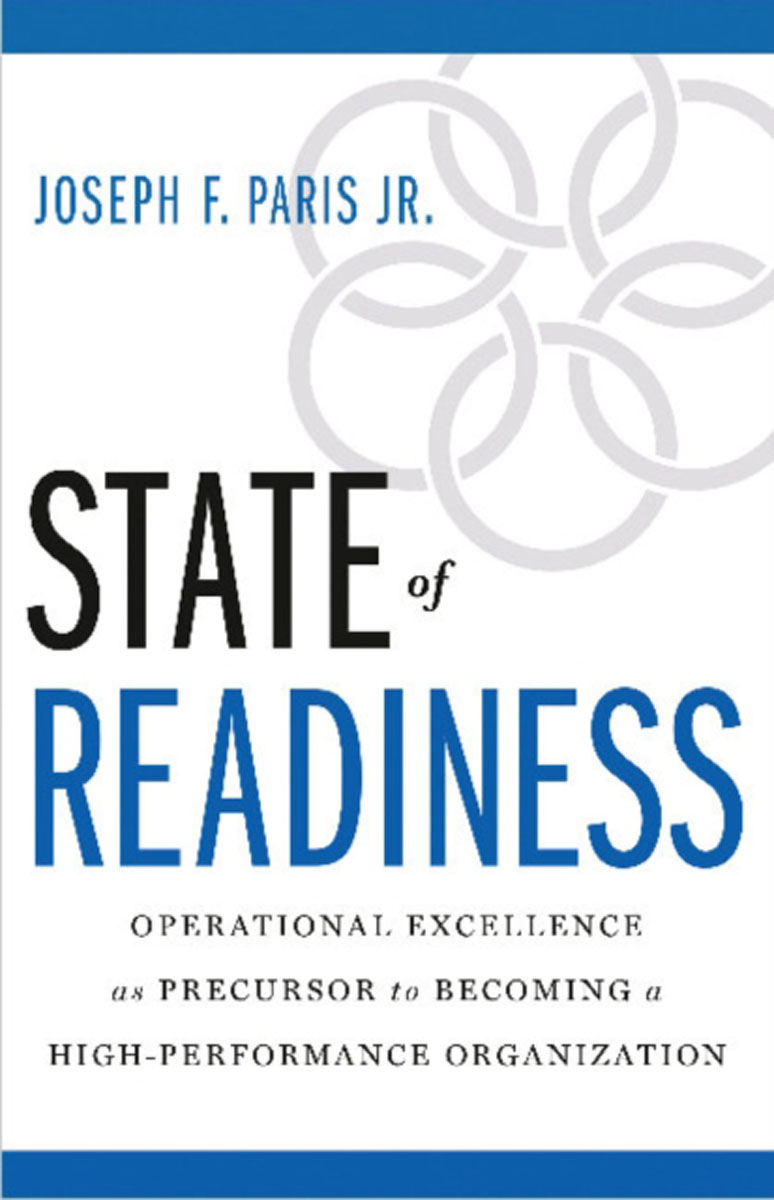 State of Readiness: Operational Excellence as Precursor to Becoming a High-Performance Organization boris collardi f j private banking building a culture of excellence