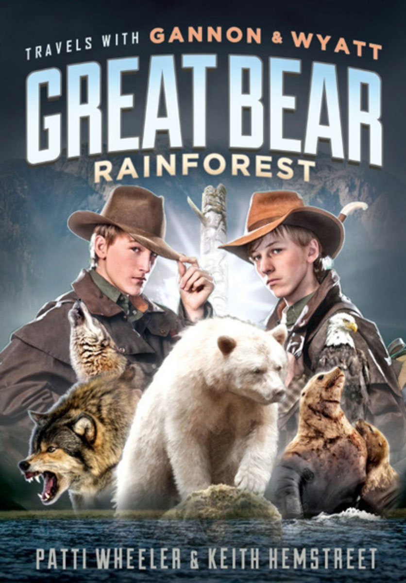 Travels with Gannon and Wyatt: Great Bear Rainforest travels with gannon and wyatt greenland