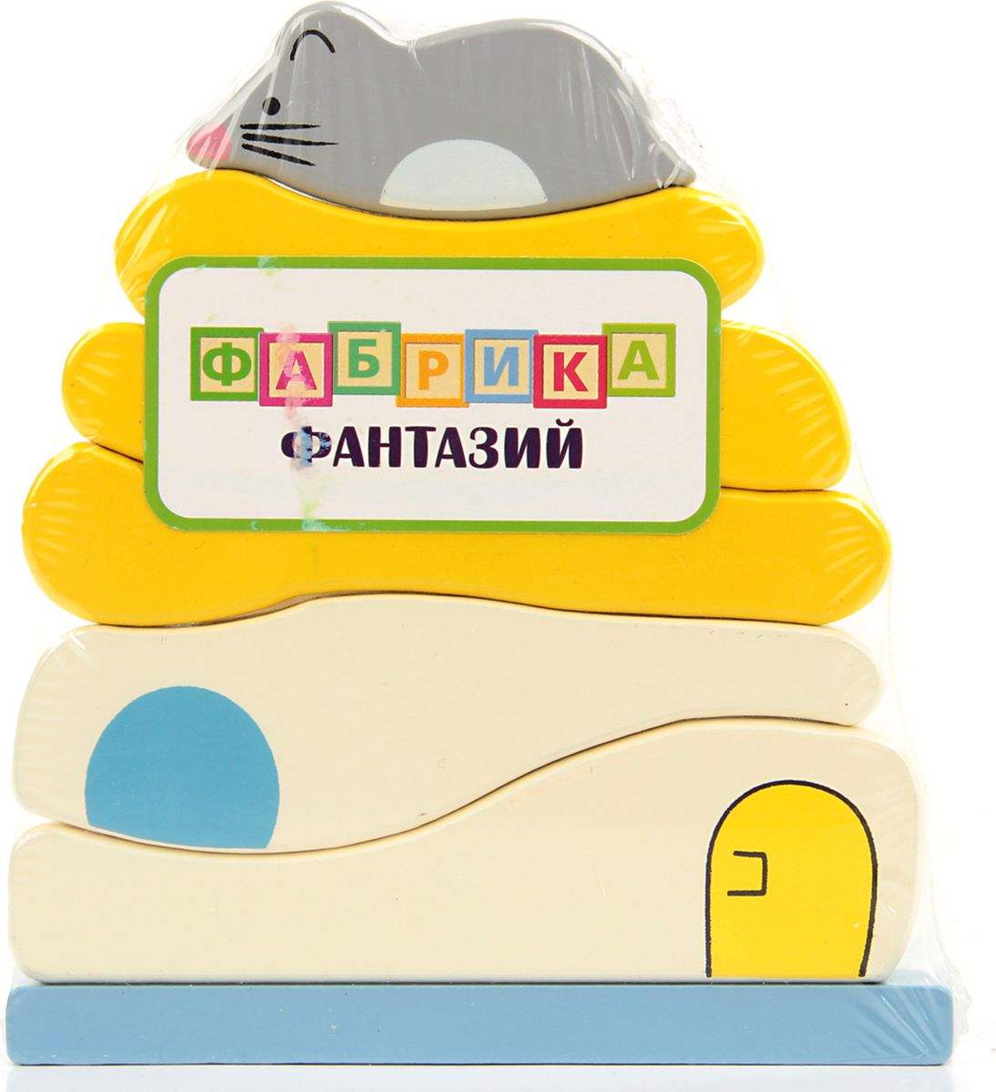 Фабрика Фантазий Развивающая игрушка Баланс 60094