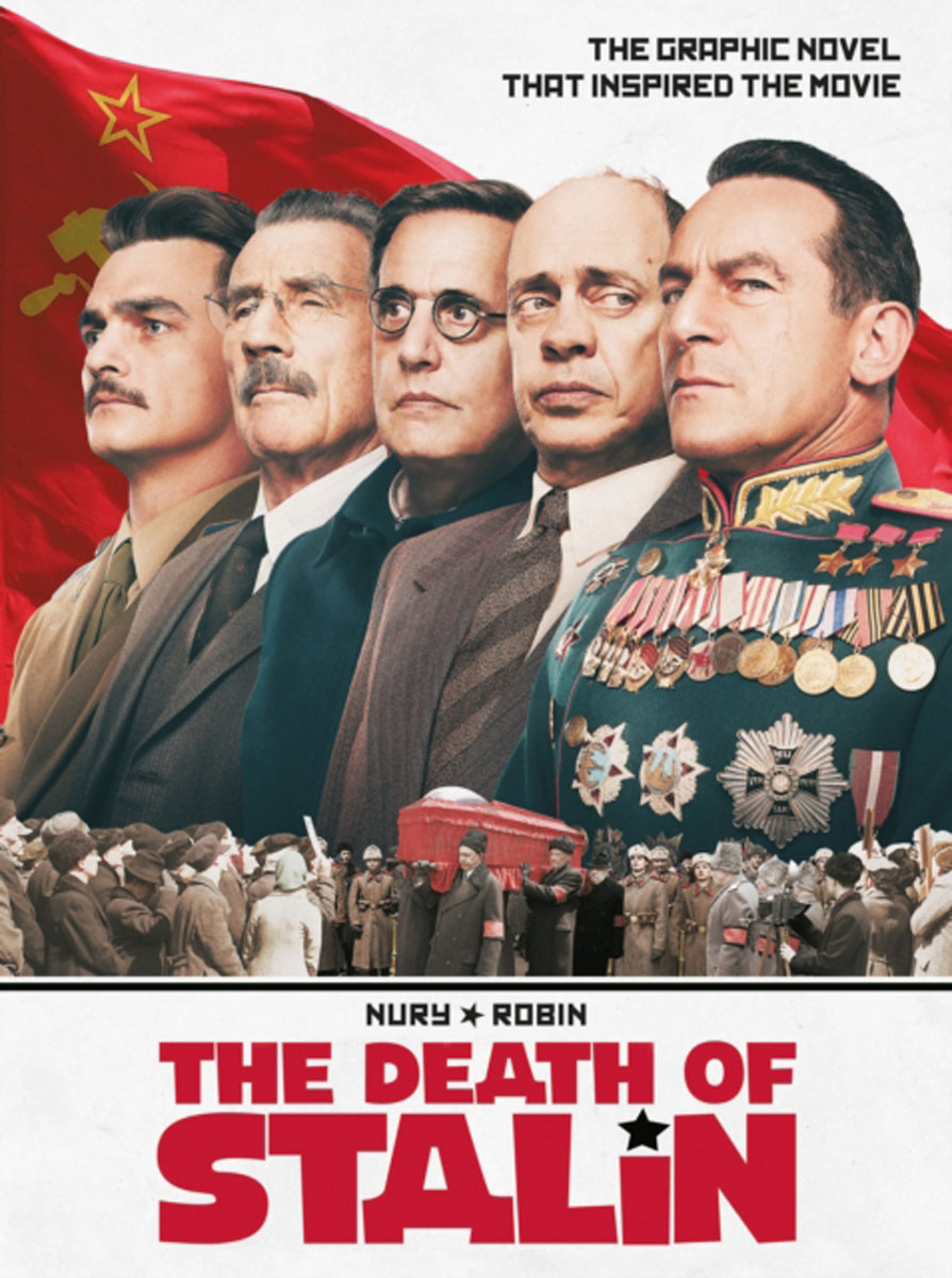 The Death of Stalin...