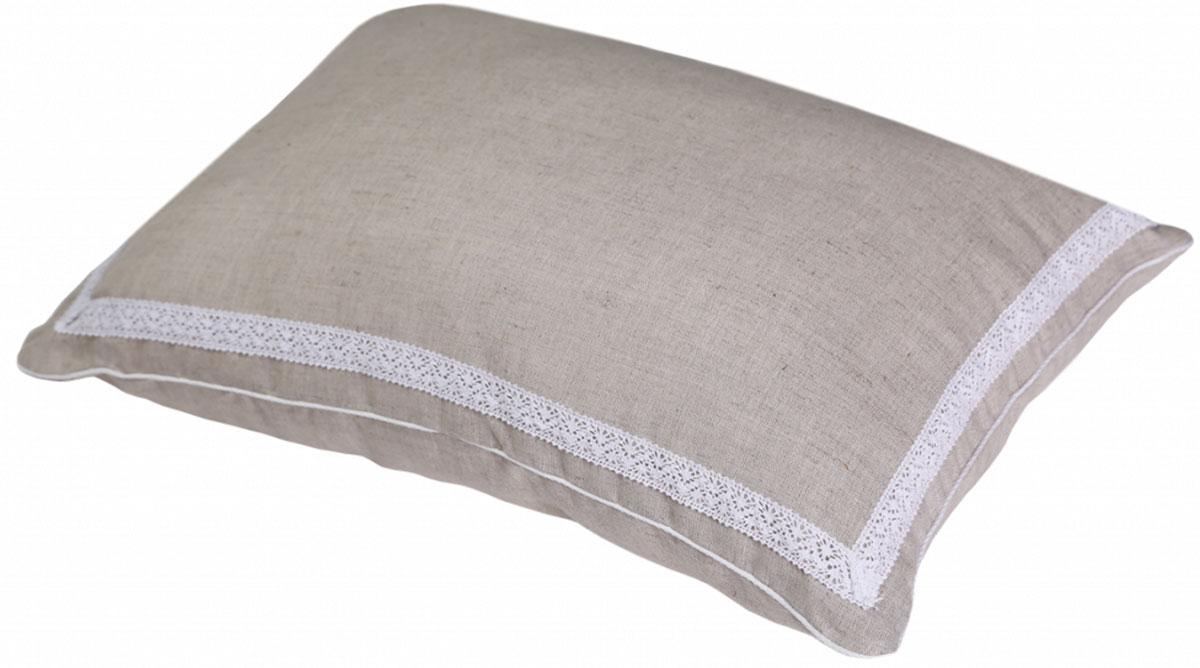 Подушка Bio-Textiles Кедровое очарование, наполнитель: кедр, 40 х 60 смKON158