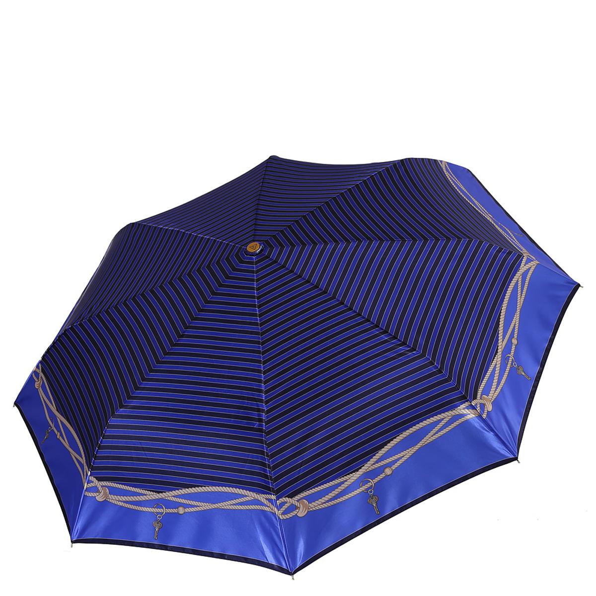 Зонт женский Fabretti, автомат, 3 сложения. L-18111-7