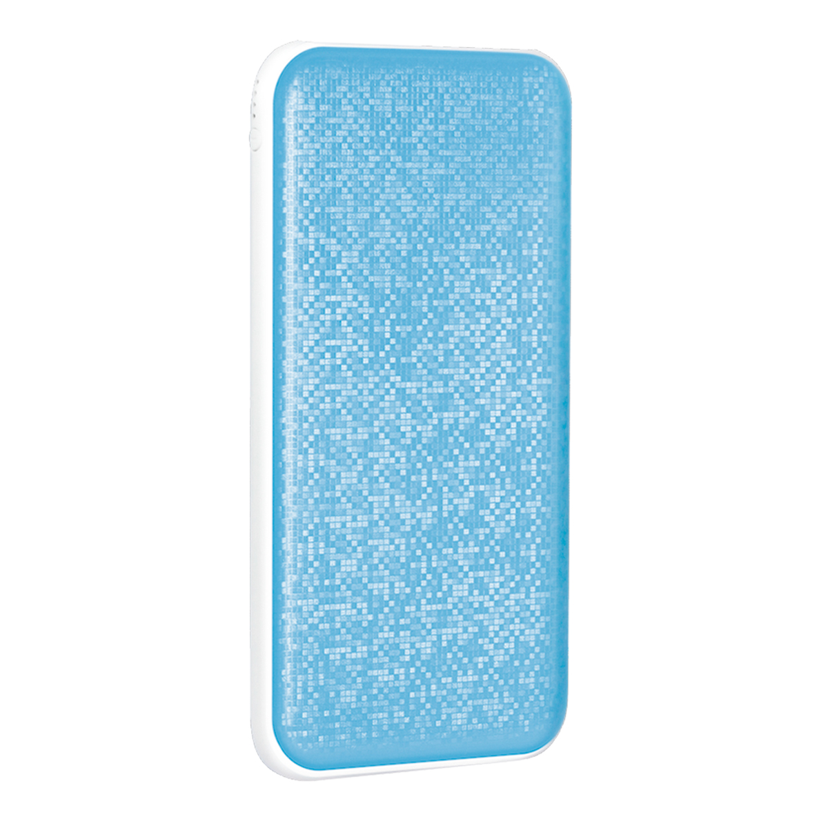 Nobby Pixel 030-001, Blue внешний аккумулятор (10 000мАч) аккумулятор nobby slim 025 001 4000 mah usb 1 2а black 09282
