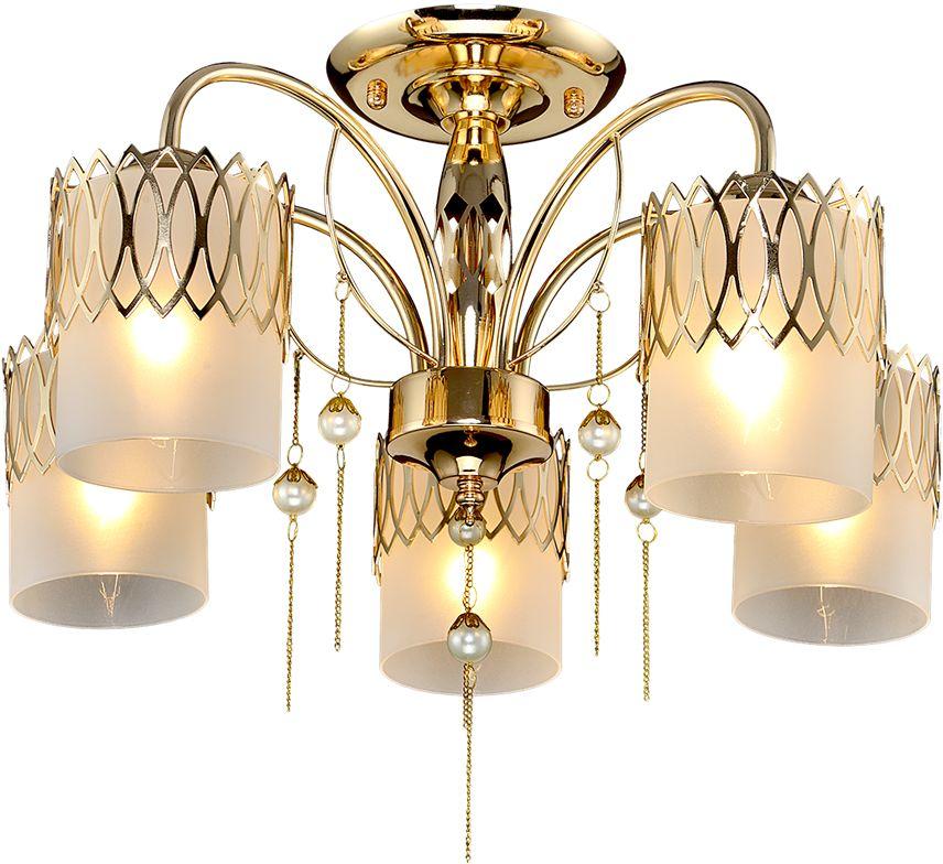 Люстра Максисвет  Классика , 5 х E14, 60W. 1-3938-5-FG E14 -  Светильники