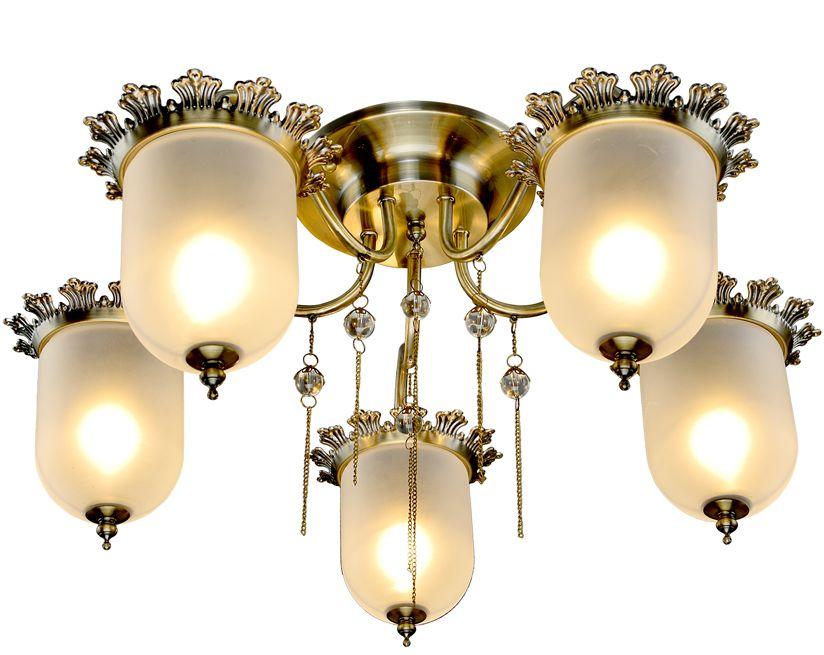 Люстра Максисвет Классика, 5 х E14, 60W. 1-4126-5-AB E141-4126-5-AB E14Основное достоинство светильников выполненных в классическом стиле –это использование натуральных материалов и естественных цветов.Каркас светильника выполнен в цвете античной бронзы.
