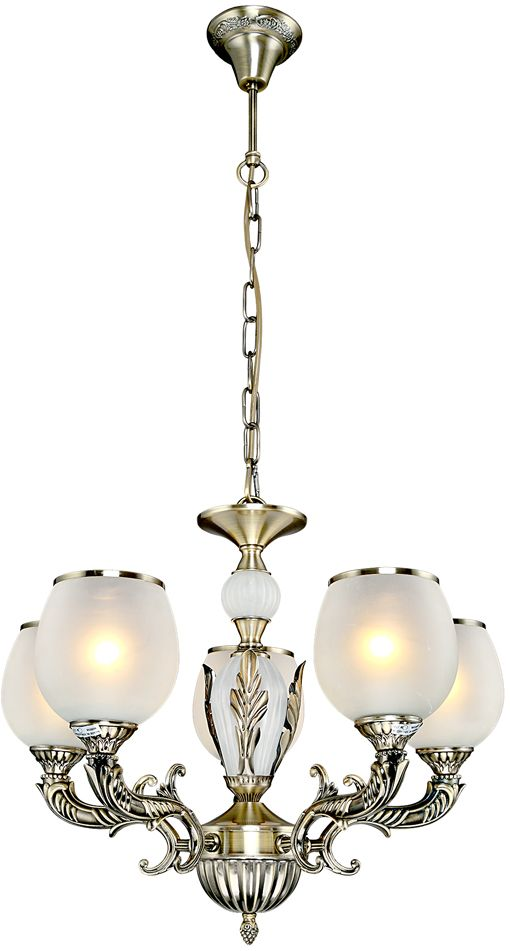 Основное достоинство светильников выполненных в классическом стиле –это использование натуральных материалов и естественных цветов.Каркас светильника выполнен в цвете античной бронзы.