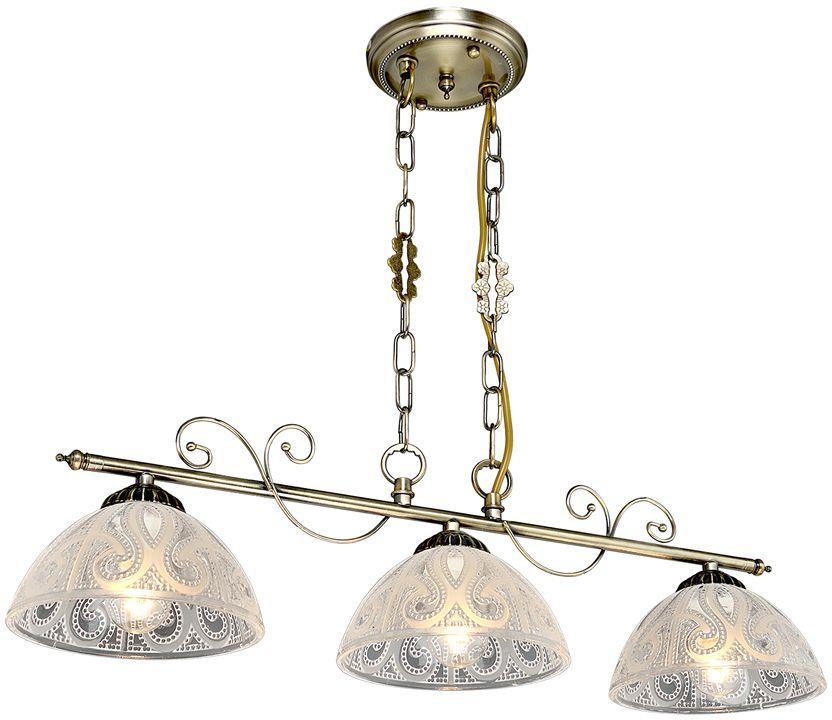 Люстра Максисвет Классика, 3 х E14, 60W. 2-3905-3-AB E142-3905-3-AB E14Основное достоинство светильников выполненных в классическом стиле –это использование натуральных материалов и естественных цветов.Каркас светильника выполнен в цвете античной бронзы.