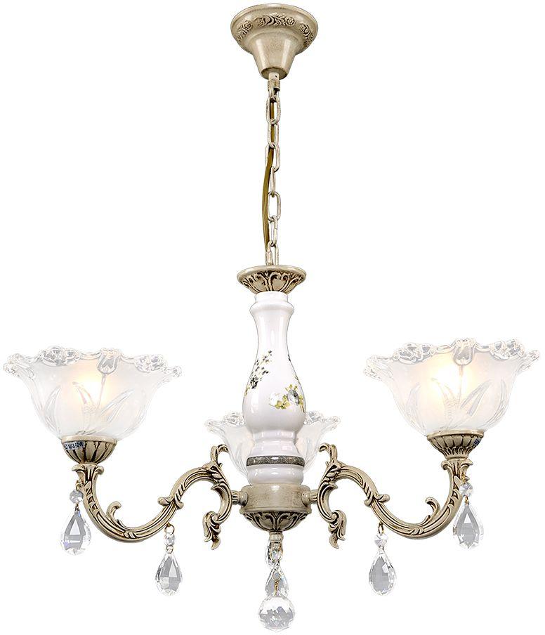 Люстра Максисвет Классика, 3 х E27, 60W. 2-3945-3-RW E272-3945-3-RW E27Коллекция «Классика» – это гармония, сдержанность и правильные формы.В нашей коллекции представлен широкий диапазон моделей, отражающих тот илииной исторический стиль. Светильники на основе античных образцов, представителистиля барокко, ампир, и более позднего серебряного века объединились в рамках однойколлекции.Светильники коллекции «Классика» отличаются красотой и элегантностью, которыесоздают ощущение надежности и спокойствия. «Классика не стареет» – это крылатоевыражение с полным основанием можно применить к классическим светильникам.