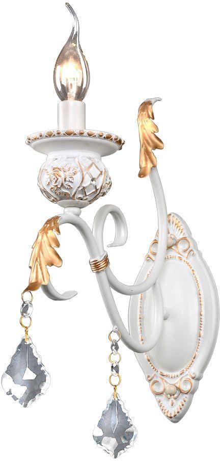 Бра Максисвет Классика, 1 х E14, 60W. 3-3850-1-WHS E143-3850-1-WHS E14Коллекция «Классика» – это гармония, сдержанность и правильные формы. В нашей коллекции представлен широкий диапазон моделей, отражающих тот или иной исторический стиль. Светильники на основе античных образцов, представители стиля барокко, ампир, и более позднего серебряного века объединились в рамках одной коллекции. Светильники коллекции «Классика» отличаются красотой и элегантностью, которые создают ощущение надежности и спокойствия. «Классика не стареет» – это крылатое выражение с полным основанием можно применить к классическим светильникам.