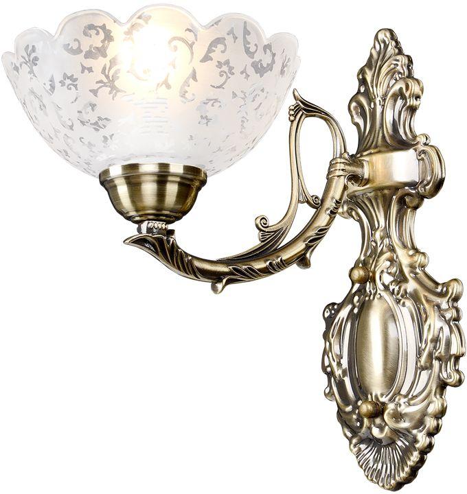 Бра Максисвет Классика, 1 х E27, 60W. 3-3870-1-AB E273-3870-1-AB E27Основное достоинство светильников выполненных в классическом стиле – это использование натуральных материалов и естественных цветов. Каркас светильника выполнен в цвете античной бронзы.