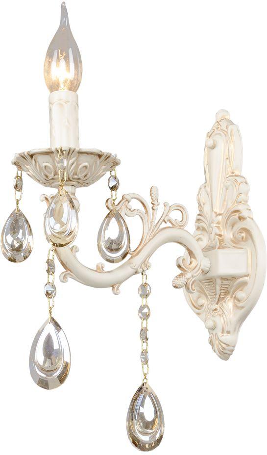 Бра Максисвет Классика, 1 х E14, 60W. 3-3878-1-WHS E143-3878-1-WHS E14Коллекция «Классика» – это гармония, сдержанность и правильные формы. В нашей коллекции представлен широкий диапазон моделей, отражающих тот или иной исторический стиль. Светильники на основе античных образцов, представители стиля барокко, ампир, и более позднего серебряного века объединились в рамках одной коллекции. Светильники коллекции «Классика» отличаются красотой и элегантностью, которые создают ощущение надежности и спокойствия. «Классика не стареет» – это крылатое выражение с полным основанием можно применить к классическим светильникам.