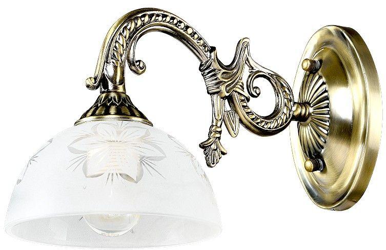 Бра Максисвет Классика, 1 х E27, 60W. 3-3930-1-AB E273-3930-1-AB E27Основное достоинство светильников выполненных в классическом стиле – это использование натуральных материалов и естественных цветов. Каркас светильника выполнен в цвете античной бронзы.
