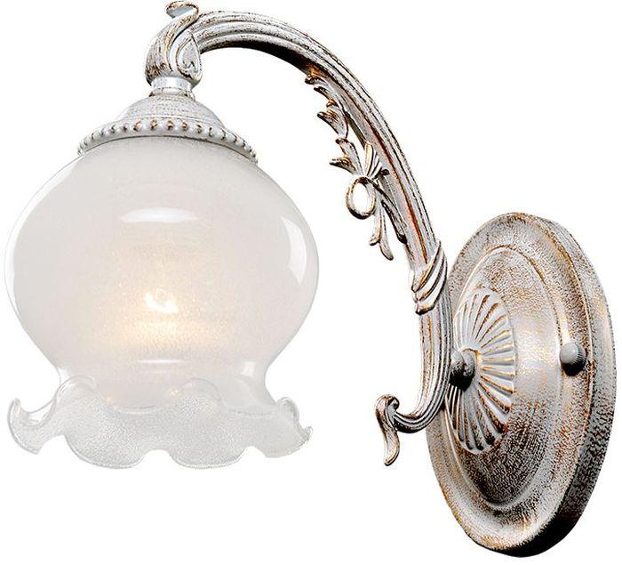 Бра Максисвет Классика, 1 х E27, 60W. 3-4220-1-WHS E273-4220-1-WHS E27Коллекция «Классика» – это гармония, сдержанность и правильные формы. В нашей коллекции представлен широкий диапазон моделей, отражающих тот или иной исторический стиль. Светильники на основе античных образцов, представители стиля барокко, ампир, и более позднего серебряного века объединились в рамках одной коллекции. Светильники коллекции «Классика» отличаются красотой и элегантностью, которые создают ощущение надежности и спокойствия. «Классика не стареет» – это крылатое выражение с полным основанием можно применить к классическим светильникам.