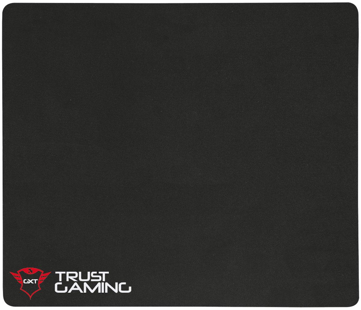 Trust GXT 752 Mouse Pad M, Black коврик для мыши рация gxt 500