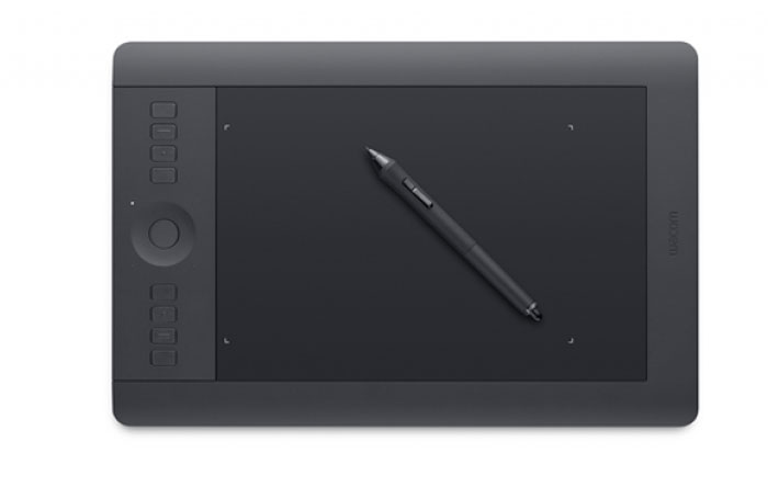Wacom Intuos Pro Small, Black графический планшет + Corel Painter 2018