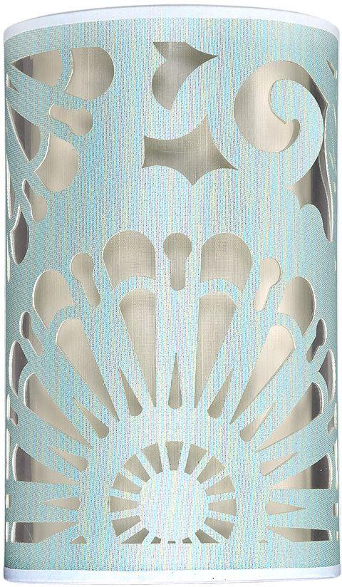 Бра Максисвет Текстиль, 1 х LED, 4W. 3-6501-CR LED3-6501-CR LEDНовая серия 6501 коллекции Текстиль с графичным цветочным орнаментом.В серию вошли потолочная и подвесная люстры, торшер, настольная лампа и светодиодная бра.Особенности светильников этой серии: - двойной абажур - лазерная вырубка на внешнем текстильном абажуреСветильники распространяют мягкий приглушенный свет. При желании увеличить яркость светильника можно использовать более мощные светодиодные лампы.
