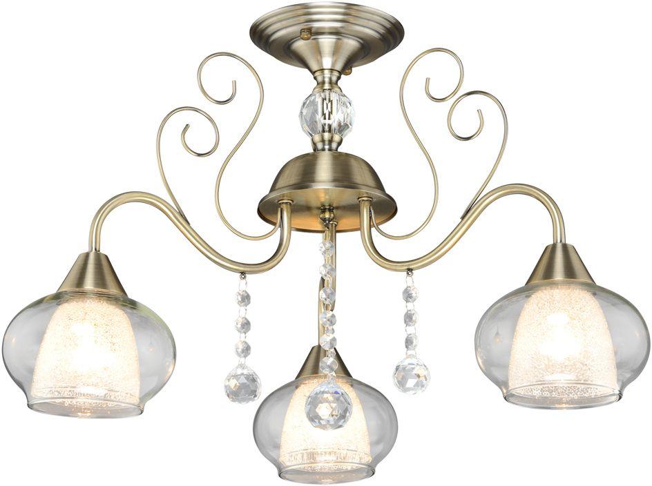 Люстра Максисвет Классика, 3 х E14, 60W. 1-4134-3-AB E141-4134-3-AB E14Основное достоинство светильников выполненных в классическом стиле –это использование натуральных материалов и естественных цветов.Каркас светильника выполнен в цвете античной бронзы.