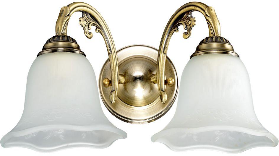 Бра Максисвет Классика, 2 х E27, 60W. 3-3908-2-AB E273-3908-2-AB E27Основное достоинство светильников выполненных в классическом стиле – это использование натуральных материалов и естественных цветов. Каркас светильника выполнен в цвете античной бронзы.