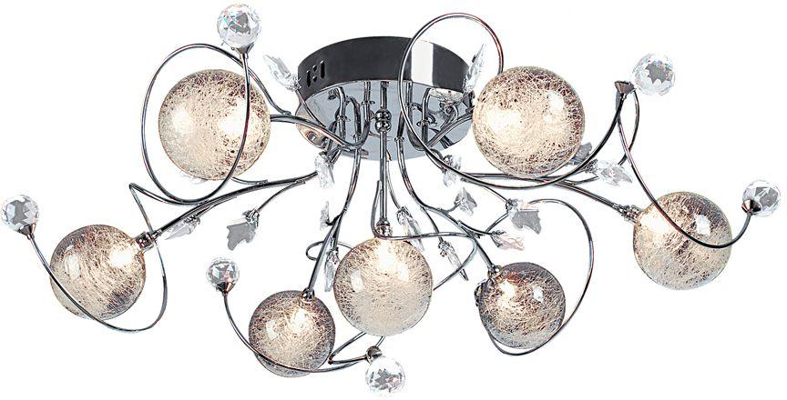 Коллекция «Геометрия» – это светильники, задающие ритм всему помещению, уместныепрактически в любом интерьере, независимо от выбранной стилистики или габаритовпомещения.Особенность люстр из коллекции «Геометрия» – это большое число лампочек, размещенныхна достаточно большой площади, а также наличие разноцветной светодиодной подсветкии многообразных режимов освещения, которые создадут нужное настроение в любое времясуток.Благодаря разнообразию моделей, оригинальности дизайна, а также доступной цене этисветильники пользуются массовым спросом и позволяют удовлетворить практически любогопокупателя.