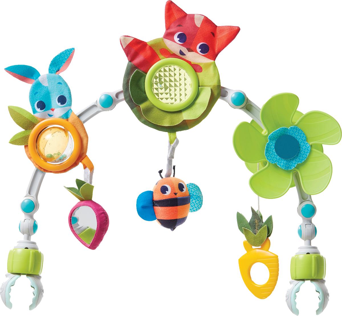 Tiny Love Развивающая дуга-трансформер Солнечная полянка - Игрушки для малышей