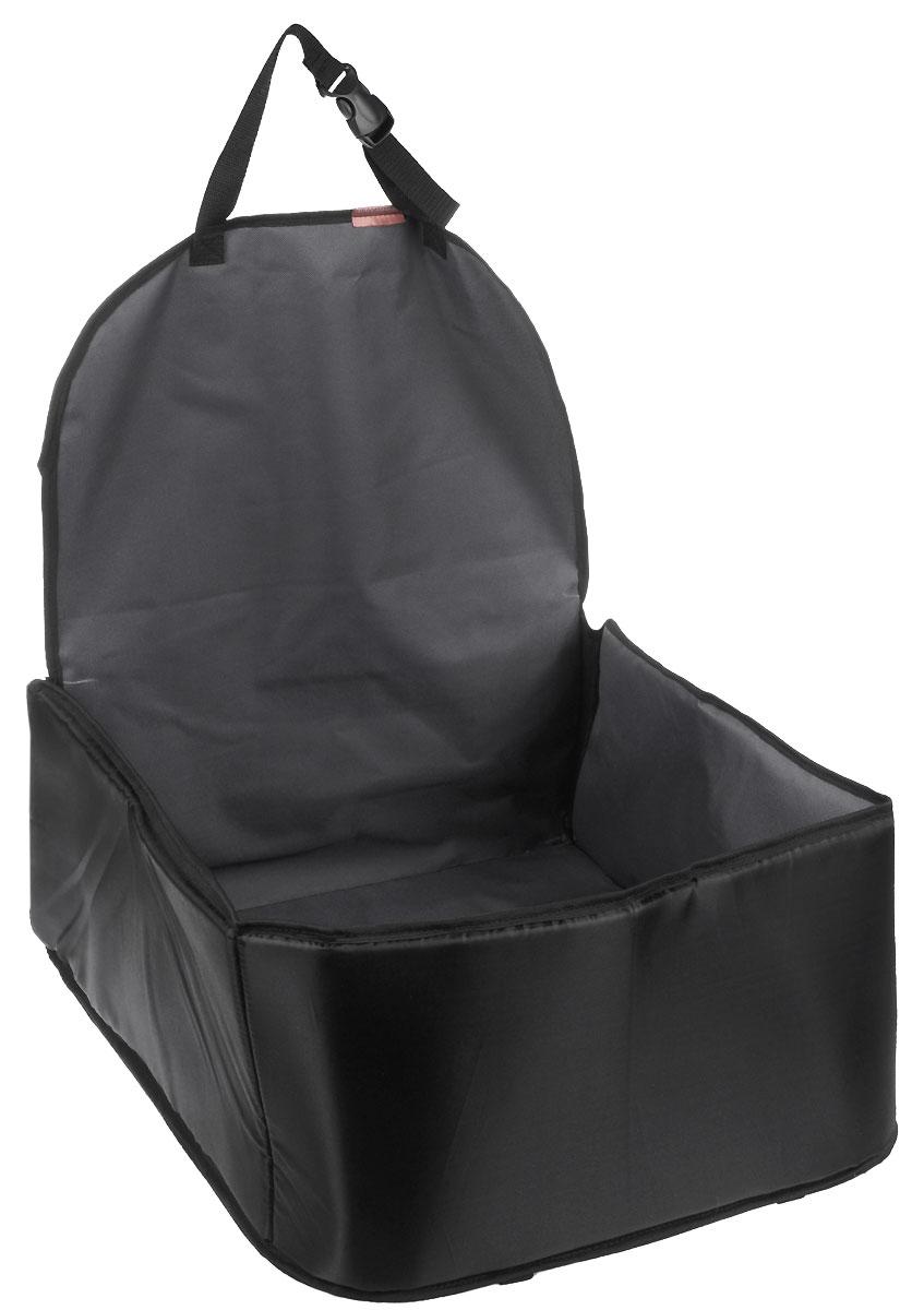 Автогамак для животных Auto Premium, на переднее сиденье. 77048 подушка на подголовник auto premium цвет серый 37411